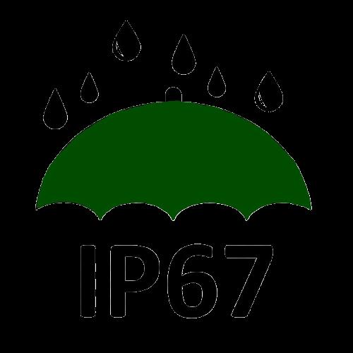 wodoodporność-ip67